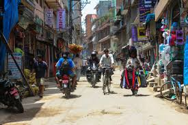 Image result for missionaries on the streets of Nepal photos