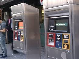 Metrocard Vending Machine Custom MetroCard Machines Might Not Accept Credit Cards This Weekend MTA Says