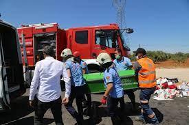 Son Dakika: Video Haber...Gaziantep'te trafik kazası: 1 ölü, 1 yaralı -  Olay Medya