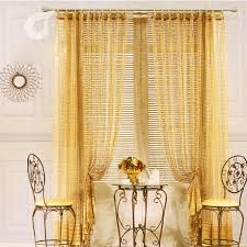 gold hollow out high end privacy sheer curtains gold sheer curtains curtains