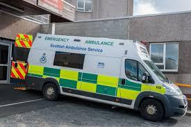 Johnston Ambulance Service Scottish Ambulance Service The Shetland Times Ltd