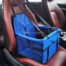 dog car seat covers pet dog carrier car seat pad safe carry house cat
