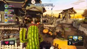 E3 2013 EA Plants vs Zombies Garden Warfare Gameplay 031