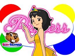 Princess Colors 1 Colours Learning Princess Teach Babies