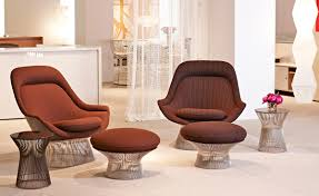 platner furniture. Platner Ottoman Furniture A
