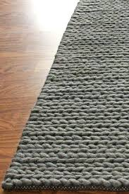 cable knit rug love my rugs chunky thick cable wool rug grey cable knit rug canada