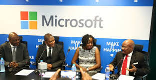 FG And Microsoft Partnership To Equip 5 Million Nigerians