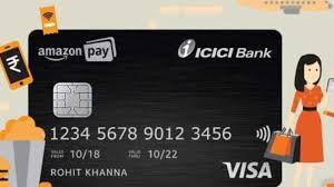 Maybe you would like to learn more about one of these? Amazon Pay Icici Bank Credit Card Is Fastest To Cross 1 Million Milestone