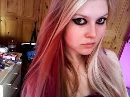 avril lavigne make up from the requested