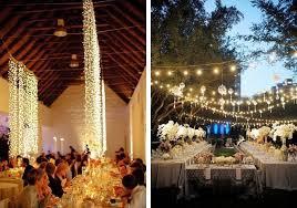 outdoor wedding reception lighting ideas. Perfect Ideas String Lights  Creative Lighting Ideas For Your Wedding Reception In Outdoor E
