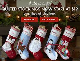 Pottery Barn Quilted Stockings $19 and Up with Free Shipping ... & Screen Shot 2013-10-03 at 11.04.24 AM. Pottery Barn Christmas stockings are  the best! Adamdwight.com