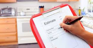 learn how to give an estimate on cleaning a house