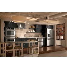 Gas Double Oven Wall