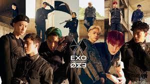 Exo Desktop Wallpaper