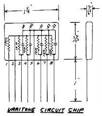 1965 casino varitone gibson guitar board