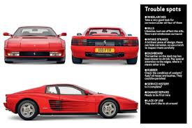 The most reliable ferrari ever by brad anderson | march 7, 2020 want to own a ferrari f430 but don't quite have the money to splash on the italian exotic? Buyer S Guide Ferrari Testarossa Classic Sports Car