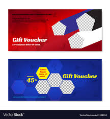 gift card formats sport theme gift certificate voucher gift card