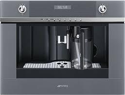 <b>Встраиваемое кофейное оборудование Smeg</b> CMS4101S купить ...