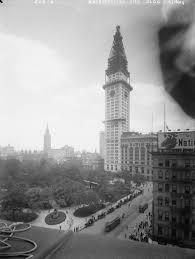 file metropolitan life insurance company tower being built in new york city jpg