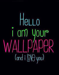 wallpaper image cute things to put as
