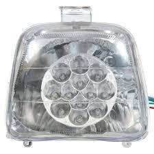 Us 922 12 Offatv Led Koplamp Koplamp Hoofd Lamp Voor 50cc 70cc 90cc 110cc 125cc Mini Atv Quad Buggy In Atv Led Koplamp Koplamp Hoofd Lamp Voor