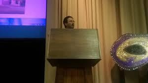 Rabbi Avi Libman 10th Anniversary speech 3/8/2015 - YouTube