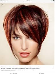 Love The Highlights Short Hair Pinterest Haircut Styles
