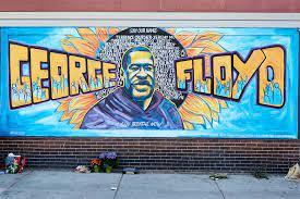Honoring George Floyd Through Murals ...