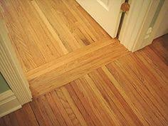 making a repair patch in thin hardwood flooring refinishing