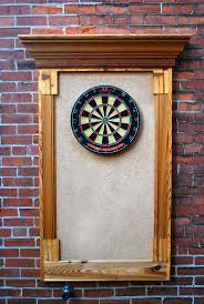 Dart Board Cabinet With Chalkboard 232 Best Images About Darts Board On Pinterest Game Of Pallets