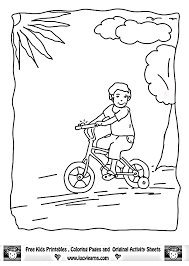Small Picture Summer activities coloring pages