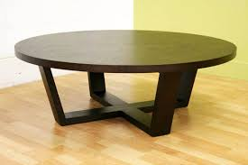 dark wood round coffee table starrkingschool pertaining to dark wood round coffee tables image