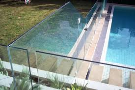 glass pool fencing toughened safety exotic fence cost per metre perth exotic
