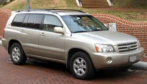 2003 Toyota Highlander Photos, Specs, News - Radka Car`s Blog