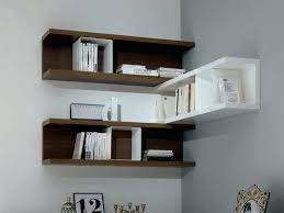 wall decorating shelves corner wall decor bedroom wall shelves decorating ideas brown white stained wooden bookshelf wall decorating shelves