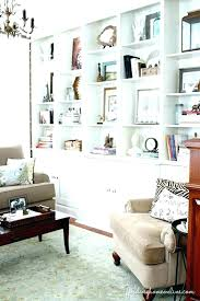 Bookshelves Living Room Classy Living Room Bookshelf House Of Design