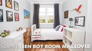 cool teen boys bedroom makeover. Delighful Boys Teen Boyu0027s Bedroom Makeover Reveal  A Thousand Words For Cool Boys T