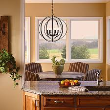 progress lighting equinox 4 light burnished silver chandelier home