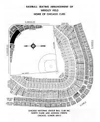 Wrigley Field Seating Chart Prices The Cubs Are Re Numbering Every Seat In Wrigley Field