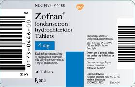 Zofran Dosage