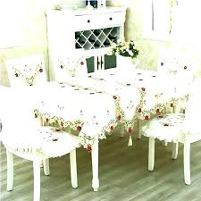 20 inch round table cloth decorative decorator wooden legs