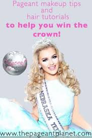follow us for the best hair and makeup tips to help you win the crown