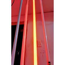 Bóng đèn led tuýp màu đỏ 1m2 1.2m trang trí, đèn led tuýp màu đỏ ( đặt hàng  từ 2 sp ) - Bóng đèn Nhãn hàng No brand