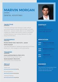 Dental Assistant Resume Dental Assistant Resume Template in Adobe Photoshop Microsoft 97