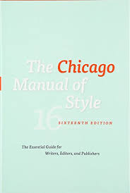 turabian citing and referencing library guides at monash  the chicago manual of style