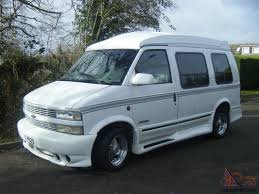 ASTRO VAN 1996 WHITE LATER SHAPE,