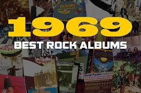 1969s Best Rock Albums