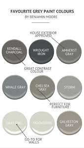 Small Picture Grey Paint Colours by Benjamin Moore Gray paint colors Benjamin