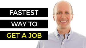 job hunting tips fastest way to get a job job hunting tips fastest way to get a job