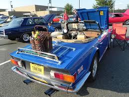 classic car on a car show 3